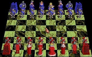 BATTLE CHESS [ST] image